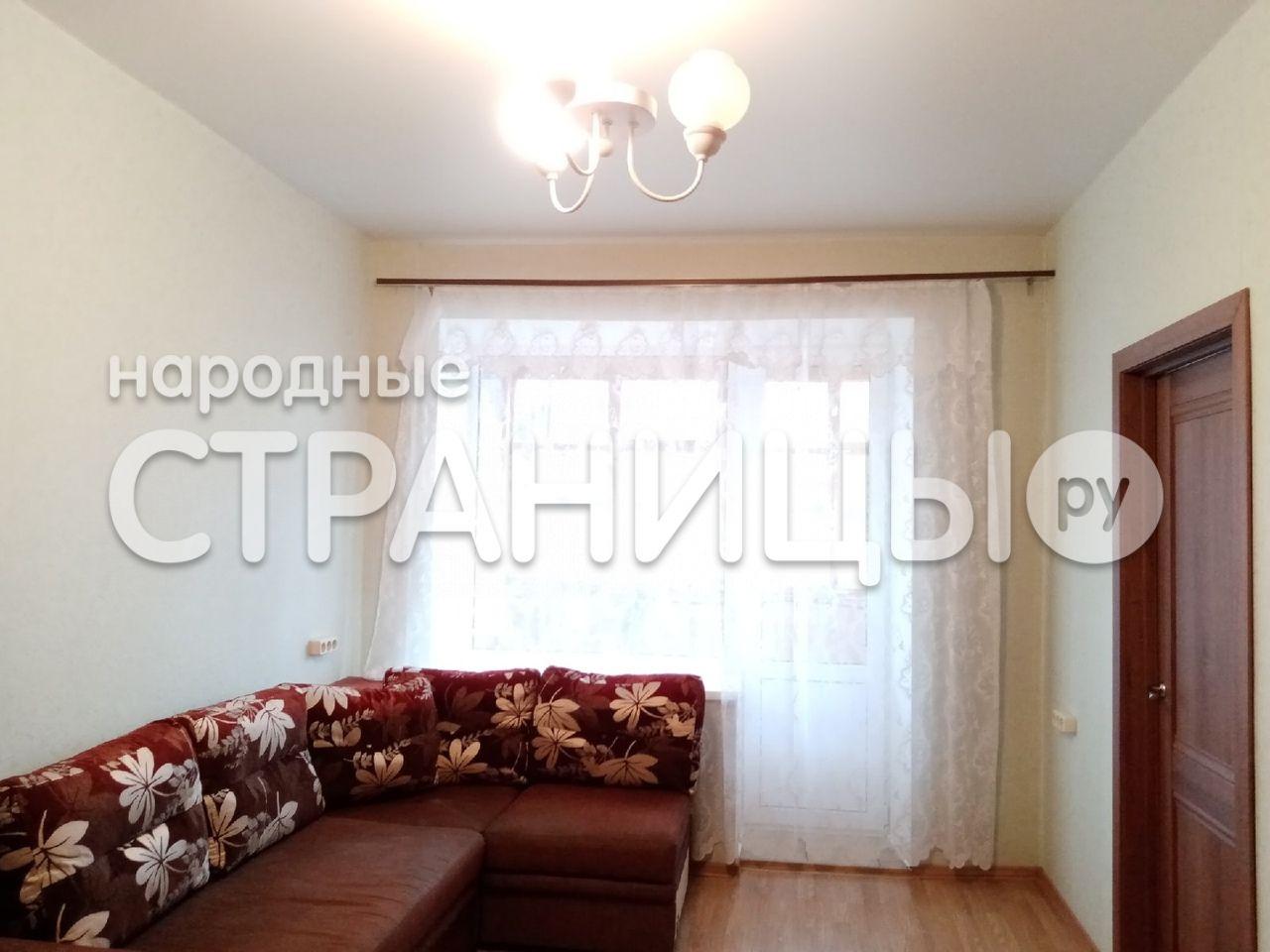 2-комнатная квартира, 44.1 м²,  4/5 эт. Кирпичный дом, Вторичное жилье