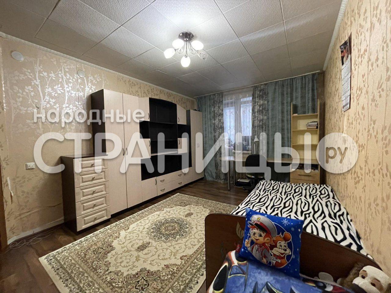 1-комнатная квартира, 34.0 м²,  1/10 эт. Кирпичный дом, Вторичное жилье