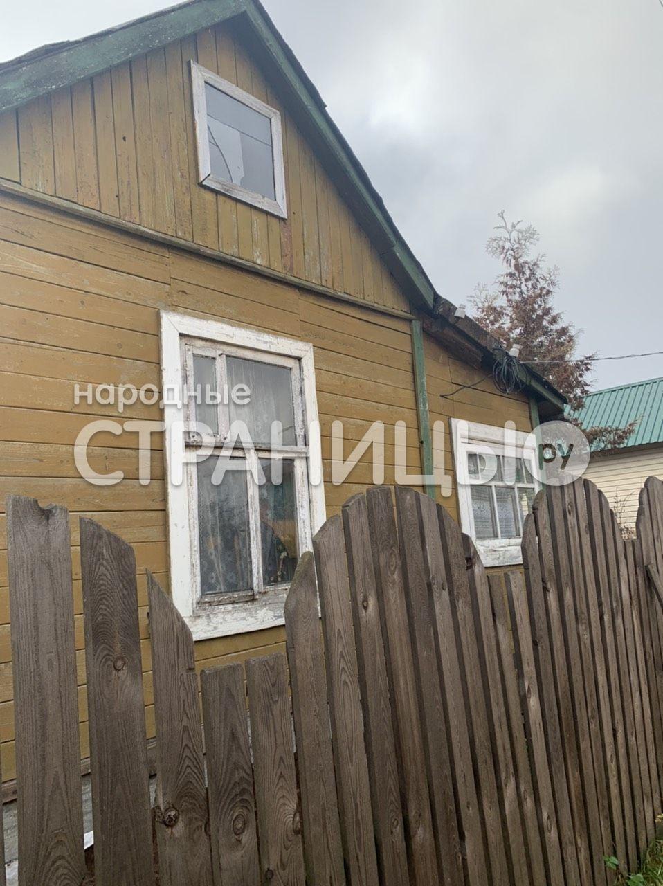 Дом 20.0 кв.м. 1 эт.  Деревянный