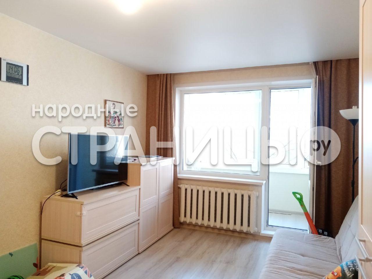 1-комнатная квартира, 32.5 м²,  4/9 эт. Панельный дом, Вторичное жилье