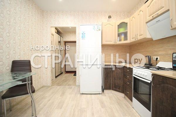 1-комнатная квартира, 30.7 м²,  4/5 эт. Кирпичный дом, Вторичное жилье