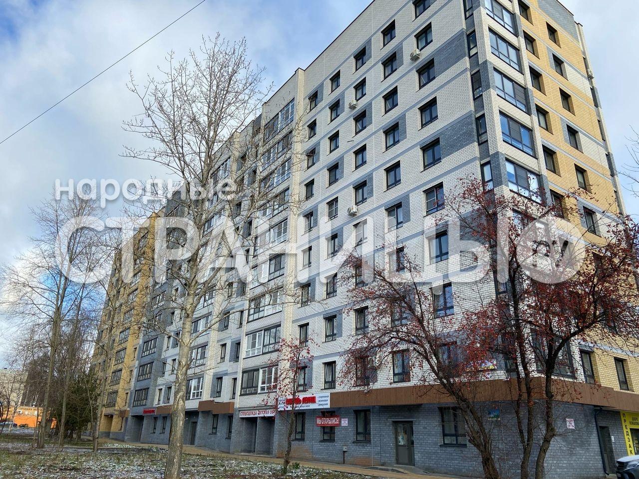 2-комнатная квартира, 40.0 м²,  8/10 эт. Кирпичный дом, Вторичное жилье