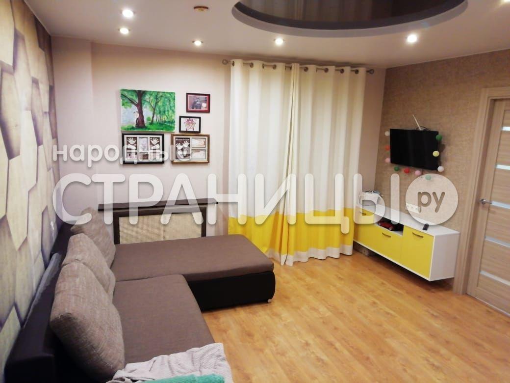 1-комнатная квартира, 27.9 м²,  7/9 эт. Кирпичный дом, Вторичное жилье