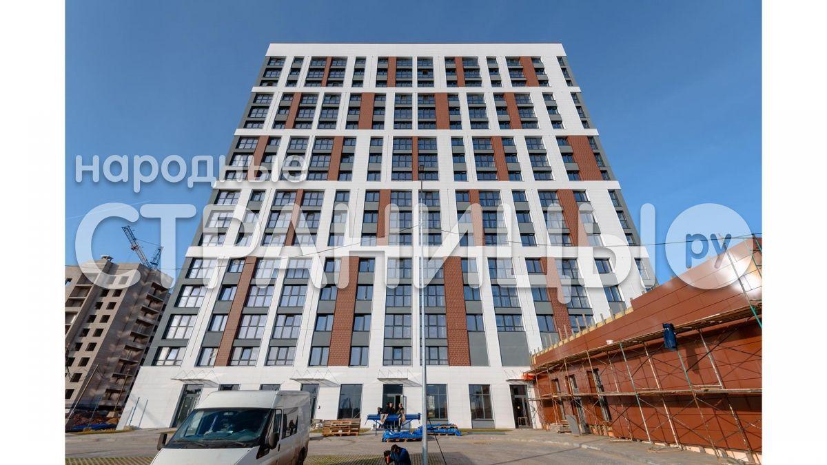 1-комнатная квартира, 37.0 м²,  12/17 эт. Кирпичный дом, Вторичное жилье