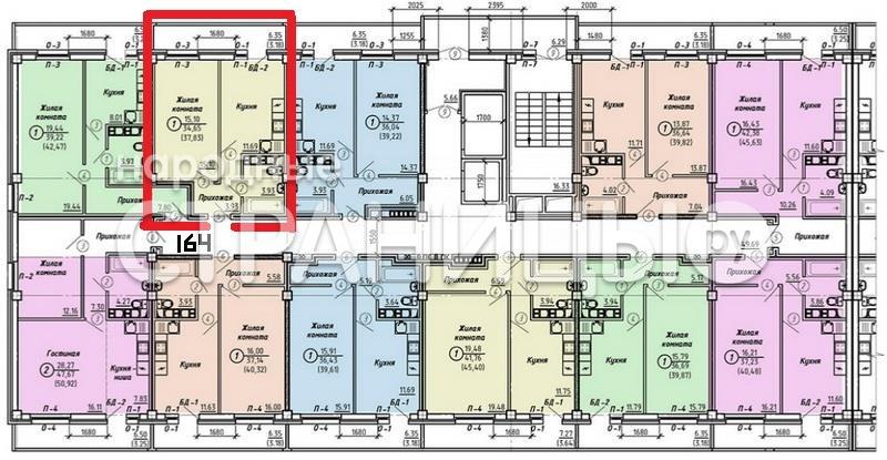 1-комнатная квартира на продажу